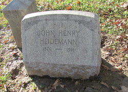 John Henry Heidemann