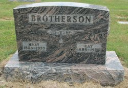Mary Brotherson