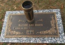 Ruthie Lee Davis