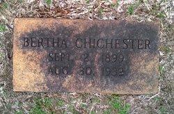 Bertha Chichester