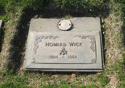 Howard Wick