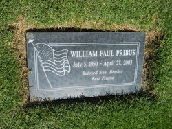 William Paul Pribus
