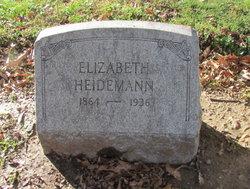 Elizabeth Heidemann
