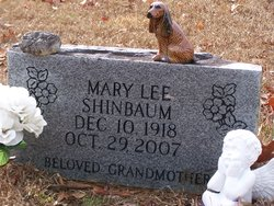 Mary Lee Shinbaum