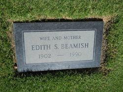 Edith A <I>Smith</I> Beamish