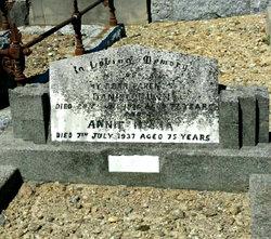 Annie Maria <I>Blee</I> Dunn