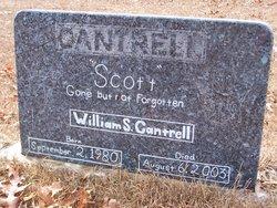 William Scott Cantrell