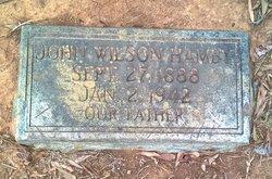 John Wilson Hamby