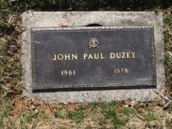 John Paul Duzey