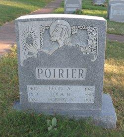 Leon A Poirier