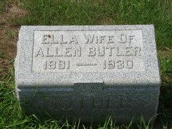 Ella <I>Weyant</I> Butler