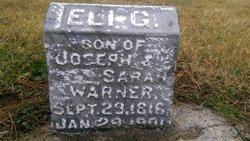 Eli G Warner