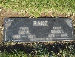 Guy Harrison Rake