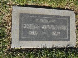 George VanAlstyne