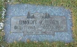 Timothy M. Svinth