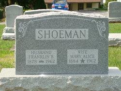 Mary Alice <I>Himes</I> Shoeman
