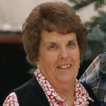 Norma Jean <I>Sondregger</I> Fitzgerald