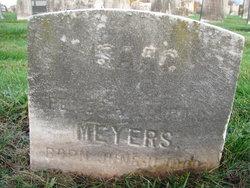 Isaac Meyers