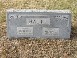 Robert John Hautt