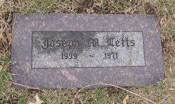Joseph M Letts
