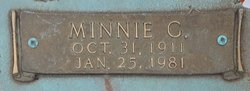 Minnie Louise <I>Gullett</I> Smith