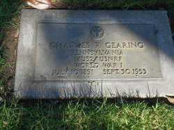 Charles R. Gearing