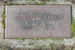 Margarete Kadash