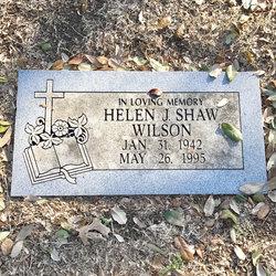 Helen Jean <I>Moss</I> Wilson