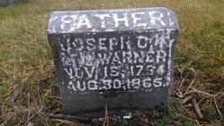 Joseph C Warner