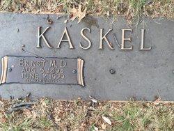 Ernst M.D. Kaskel