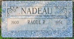 Raoul R Nadeau