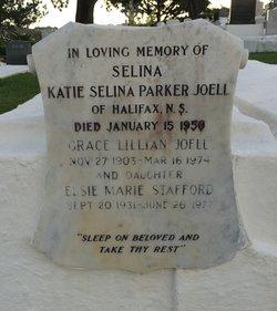 Katie Selina <I>Parker</I> Joell
