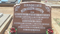 Doreen Ruth <I>Stevens</I> Hatcher