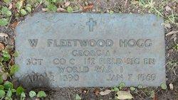 W Fleetwood Hogg
