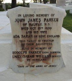 Rodolph Parker