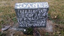 Jane Maria O Warner