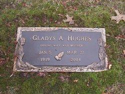 Gladys A Hughes