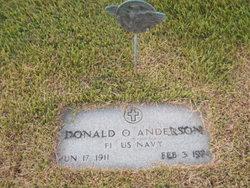 Donald O. Anderson