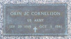 Orin J. C. Cornelison