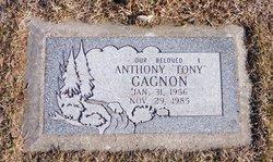 """Anthony """"Tony"""" Gagnon"""