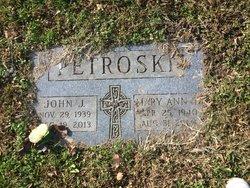 John J. Petroski