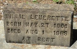 Willie Leverette