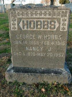 Nancy Jane <I>Guinn</I> Hobbs