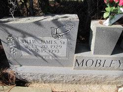 Willie James Mobley, Sr