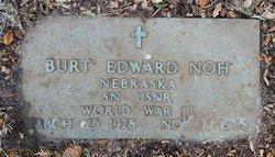 Burt Edward Noh