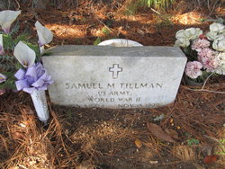 Samuel M Tillman