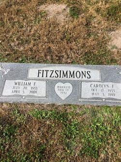Doris Carolyn <I>Fowler</I> Fitzsimmons