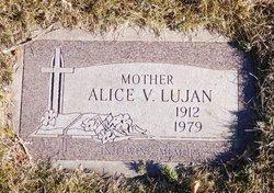 Alice V Lujan