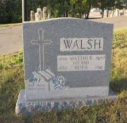 Matthew Walsh