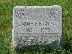Emory B. Bowers